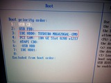 X40HDD換装後BIOS画面_0009