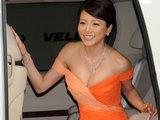 釈由美子(85cmEカップ)が3億6千万円セクシー衣装披露10