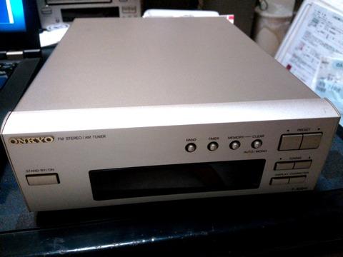 廃棄予定のONKYO T-405W_0066