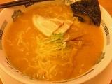 味噌ラーメン@日高屋20090726