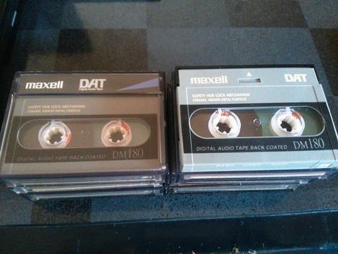 Maxell DATテープ180分_0061