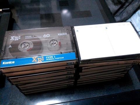 中古Cassette16本(状態)_0064