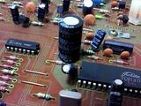 Pionner F-580メモリ保持用電解コン_20130218