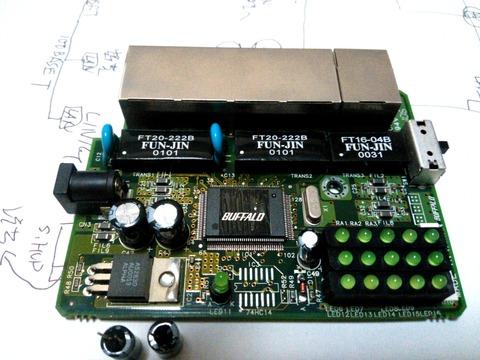 電解コン交換後のLSW10_100-5P基板_0072