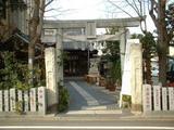 菊名神社2
