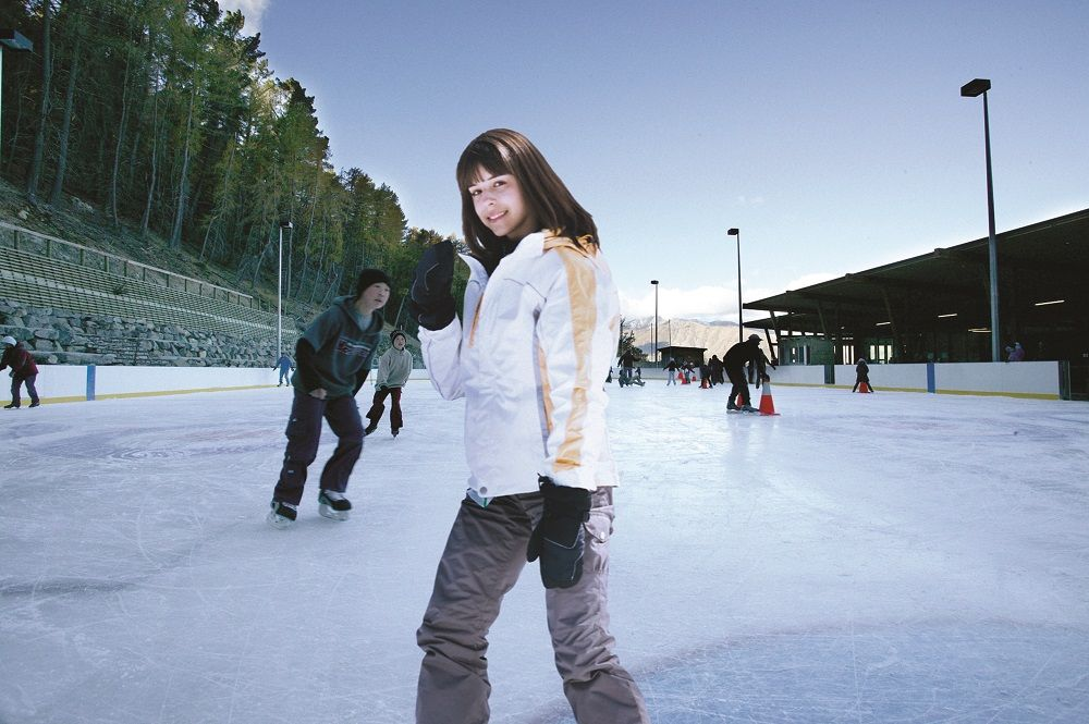ASWP ice rink