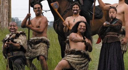 Copy of maori_village_cultural group