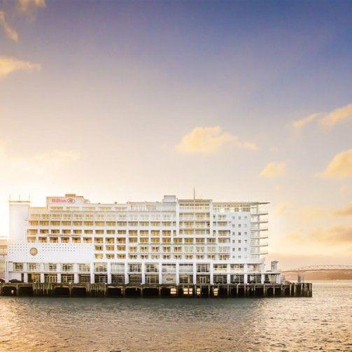 Hilton Auckland_Exterior 2 600
