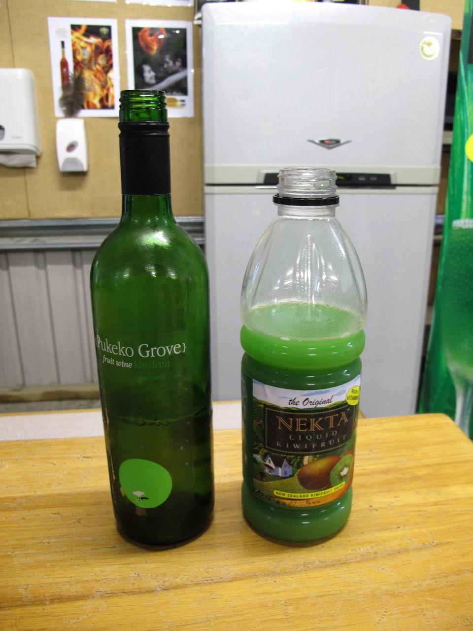 キウイワイン wine wiki