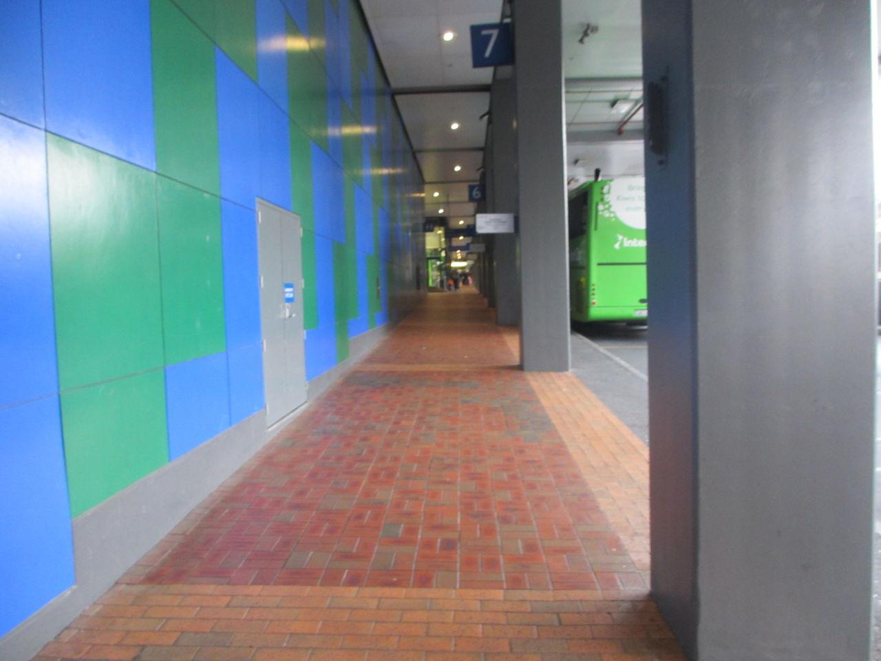 スカイシティ グレートサイツ バスターミナル