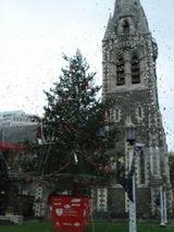 雨の大聖堂
