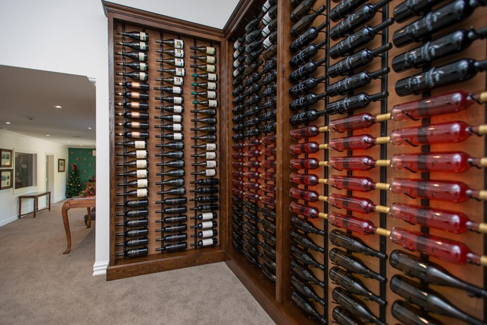 mangapapa-wine display