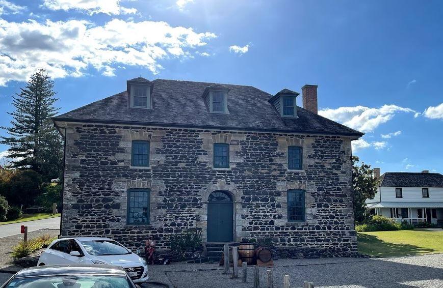 一番古い建物