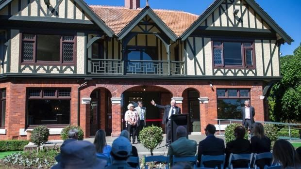 Historic Mona Vale homestead reopens after JPN