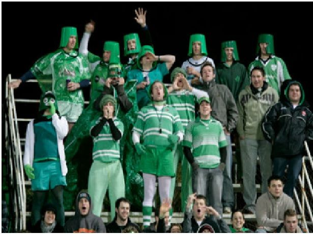Turbos Supporters