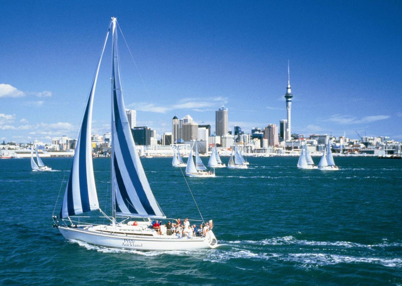Pride of Auckland Sailing