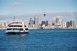 Dec 22 AKL City 【Ferry & City】