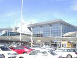 AKL空港外観