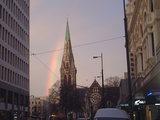 061229 大聖堂と虹