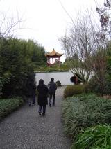ハミルトンガーデン中国庭園