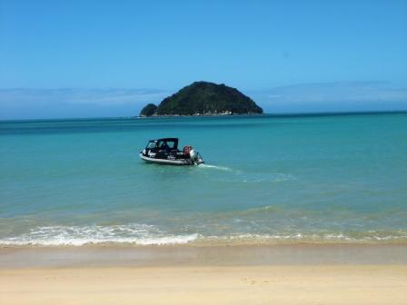 水上タクシー2