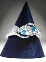 ダイヤ指輪