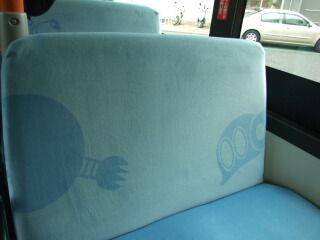 バス 座席