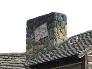 カントリーベア煙突