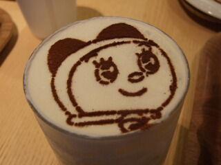 cafe ミルクスチーマードラみ
