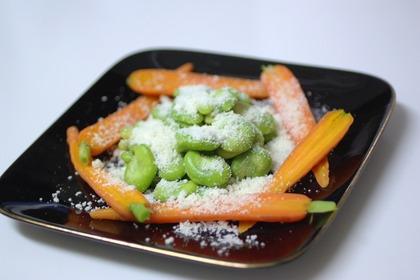 お野菜のパルミジャーノ・レッジャーノ