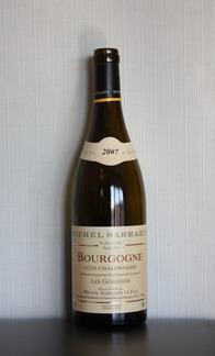 Michel Sarrazin, Bourgogne Cote Chalonnaise 2007