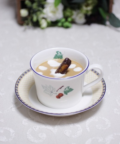 コーヒー・キャラメル・パンナコッタ