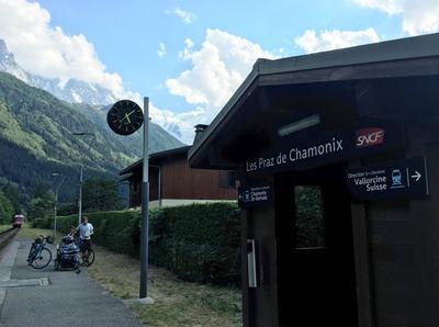 Les Praz de Chamonix