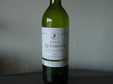 Ch.La Graverie, Cotes de Bourg 2003