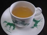 Ginger hot drink