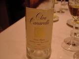 Corse, Clos Canarelli 2004 Blanc