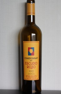 Escudo Rojo 2009, Chardonnay