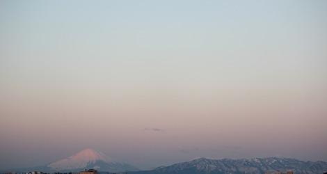 Mt.Fuji 2013.1.15