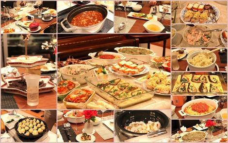 桜会-お料理