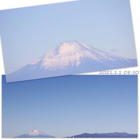 Mt.Fuji 2021.1.1