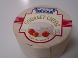 Gourmet Cheese with Strawberry