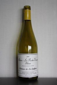 Macon-La Roche-Vineuse Blanc 2009, Ch.de la Greffiere