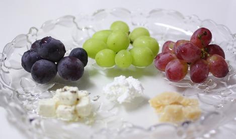 山梨の葡萄