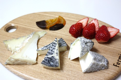 Cheese Plate-Chevel