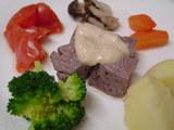 牛肉のホース・ラディッシュ・ソース