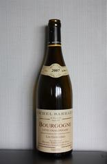 Michel Sarrazin, Bourgogne Cotes Chalonnaise 2007