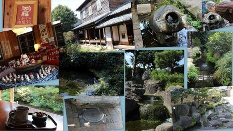 水屋敷&湧き水