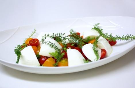 プチ・トマトのソース
