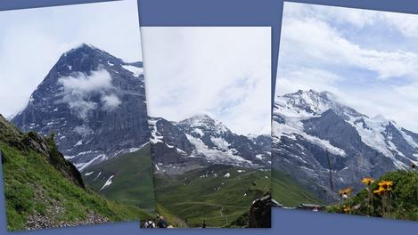 Eiger,Monch,Jungfrau