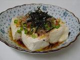 お豆腐の大鵬風